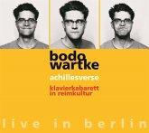 Achillesverse - Live In Berlin, 2 Audio-CDs