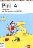 Piri Das Sprach-Lese-Buch. Arbeitsheft mit CD-ROM 4. Schuljahr