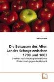 Die Beisassen des Alten Landes Schwyz zwischen 1798 und 1803