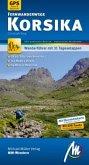Korsika Fernwanderwege - GR20, Tra Mare e Monti, Da Mare a Mare Sud