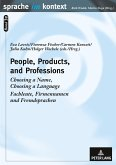 People, Products, and Professions