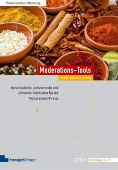 Moderations-Tools - Funcke, Amelie; Havenith, Eva