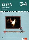 ZEBRA. Projekt Feuer 3./4. Schuljahr