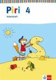 Piri Das Sprach-Lese-Buch. Arbeitsheft 4. Schuljahr