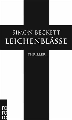Leichenblässe / David Hunter Bd.3 - Beckett, Simon