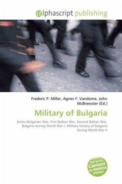 Military of Bulgaria