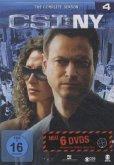 CSI: NY - Season 4