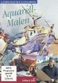Aquarell-Malen: Landschaften / Lanzarote, 1 DVD