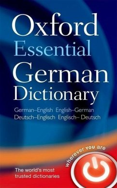 Oxford Essential German Dictionary - Oxford Languages