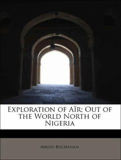 Exploration of Aïr; Out of the World North of Nigeria