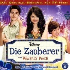 Die Zauberer von Waverly Place, 1 Audio-CD