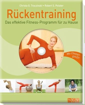 r ckentraining m bungs dvd von christa g traczinski. Black Bedroom Furniture Sets. Home Design Ideas