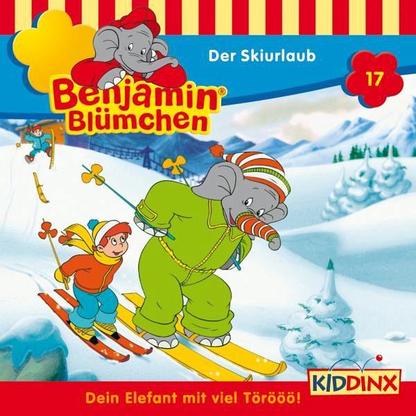 Benjamin Blümchen - Der Skiurlaub, 1 CD-Audio - Donnelly, Elfie