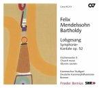 """Sinfonie 2 """"Lobgesang""""-Kirchenwerke"""