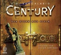 Century, der Stern aus Stein