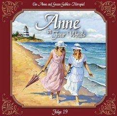 Anne auf Green Gables - Anne in Four Winds, Verwirrung der Gefühle, 1 Audio-CD - Montgomery, Lucy Maud