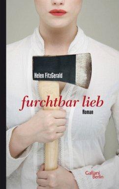 Furchtbar lieb - Fitzgerald, Helen