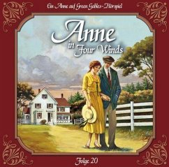 Anne auf Green Gables - Anne in Four Winds, Ein neuer Anfang, 1 Audio-CD - Montgomery, Lucy Maud