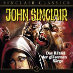 Das Rätsel der gläsernen Särge / John Sinclair Classics Bd.8 (1 Audio-CD)