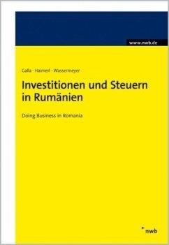 Investitionen und Steuern in Rumänien