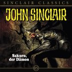 Sakuro, der Dämon / John Sinclair Classics Bd.5 (1 Audio-CD)