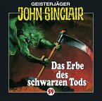 Das Erbe des schwarzen Tods / Geisterjäger John Sinclair Bd.59 (1 Audio-CD)