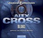 Blood / Alex Cross Bd.12 (5 Audio-CDs)