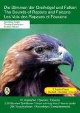 Die Stimmen der Greifvögel und Falken, 2 Audio-CDs