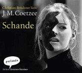 Schande, 6 Audio-CDs