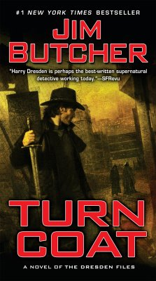 Dresden Files 11. Turn Coat - Butcher, Jim
