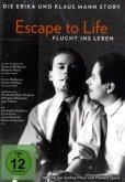 Escape to Life - Die Erika und Klaus Mann Story, 1 DVD