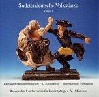 Sudetendeutsche Volkstänze,Folge 1