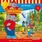 Benjamin Blümchen als Filmstar / Benjamin Blümchen Bd.14 (1 Audio-CD)