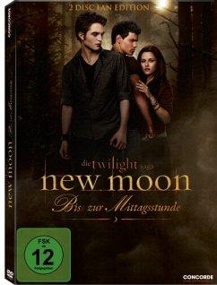 Twilight: New Moon - Biss zur Mittagsstunde (DVD) - Kristen Stewart/Taylor Lautner