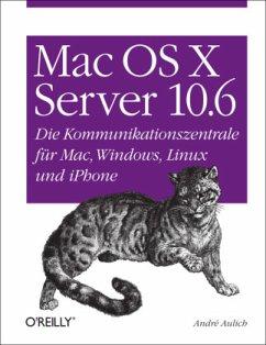 Mac OS X Server 10.6 - Aulich, André