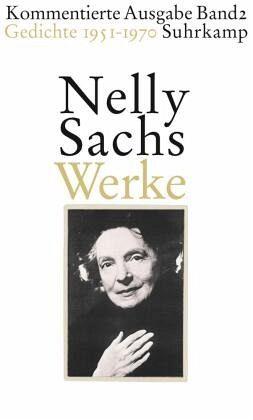 Werke. Kommentierte Ausgabe in vier Bänden 02. Gedichte 1951-1970