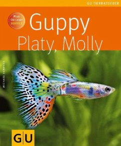 Guppy, Platy, Molly - Kempkes, Michael