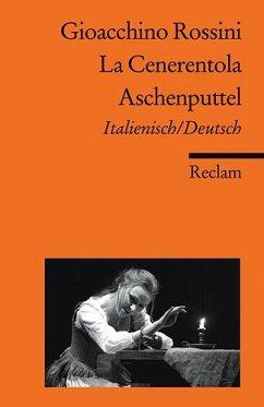 La cenerentola / Aschenputtel, Libretto