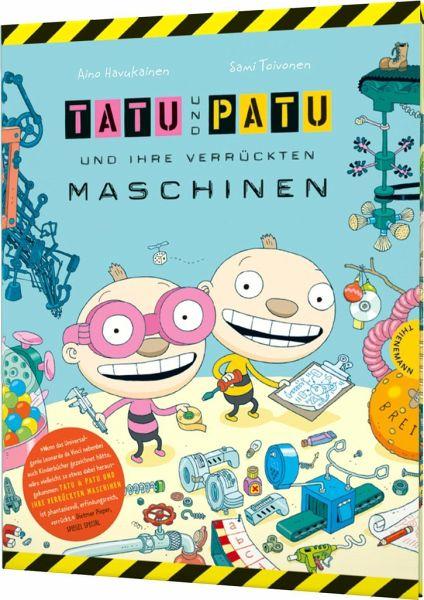 Buch-Reihe Tatu & Patu