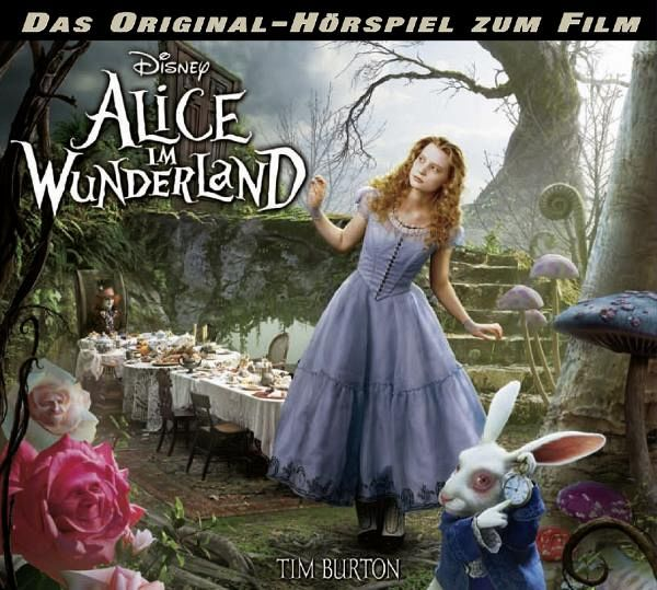 alice im wunderland 1 audio cd h rb cher portofrei bei b. Black Bedroom Furniture Sets. Home Design Ideas