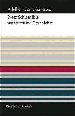 Peter Schlemihls wundersame Geschichte - Chamisso, Adelbert von