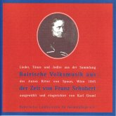 Bairische Volksmusik Aus D.Zeit Von Franz Schubert