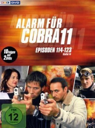 Alarm für Cobra 11 - Staffel 14
