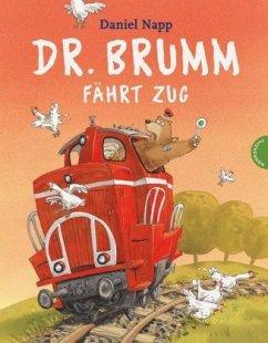 Dr. Brumm fährt Zug - Napp, Daniel