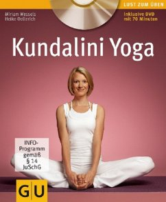 Kundalini-Yoga, m. DVD - Wessels, Miriam; Oellerich, Heike