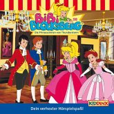 Die Prinzessin vom Thunderstorm / Bibi Blocksberg Bd.98 (1 Audio-CD)