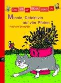 Minnie, Detektivin auf vier Pfoten / Erst ich ein Stück, dann du Bd.12