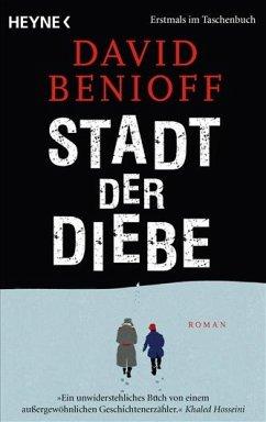 Stadt der Diebe - Benioff, David