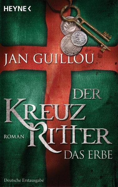 Buch-Reihe Die Kreuzritter-Saga von Jan Guillou