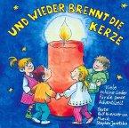 Und wieder brennt die Kerze, 1 Audio-CD